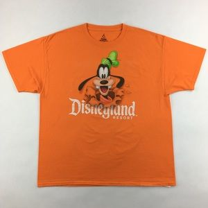 Disneyland Resort Goofy 2-Sided Graphic T-Shirt